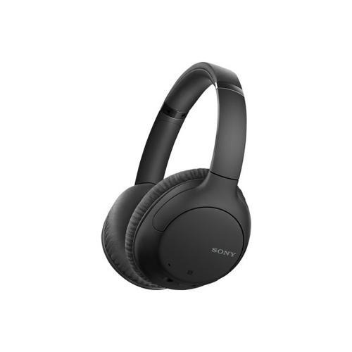 Gallery - Wireless Over-ear Noise Canceling Headphones with Microphone - Black