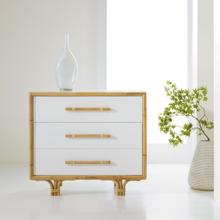 See Details - Bamboo Bedside Chest