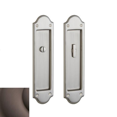 Baldwin - Venetian Bronze PD016 Boulder Pocket Door