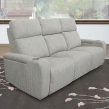 View Product - ORPHEUS - BISQUE Power Drop Down Console Sofa