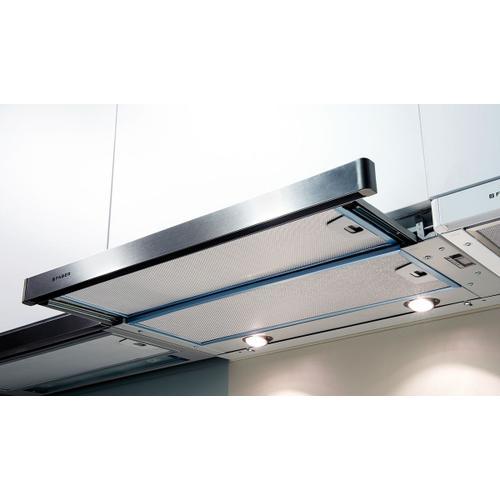"""Faber - 24"""" slide out under cabinet hood"""