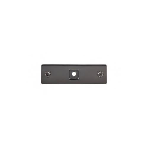 Channing Backplate 3 Inch - Ash Gray