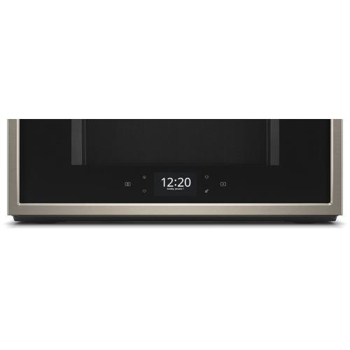 Display Model 1.9 cu. ft. Smart Over-the-Range Microwave with Scan-to-Cook technology 1