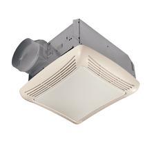 NuTone® 70 CFM Ventilation Fan with Fluorescent Light w/ Transparent Lens