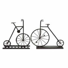 "MTL BICYCLE 2 ASST 18"", 15""W"