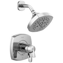 Chrome 17 Thermostatic Shower Only