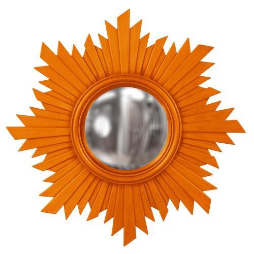 Howard Elliott - Euphoria Mirror - Glossy Orange