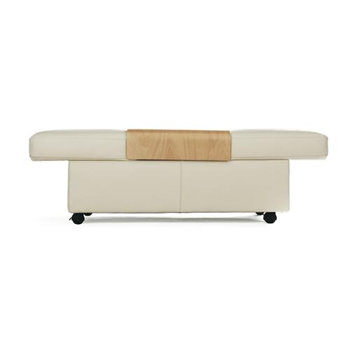 Stressless Double Ottoman & Table