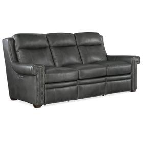 Living Room Mulberry PWR Sofa w/ PWR Headrest
