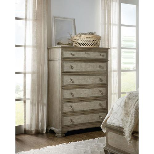 Bedroom Alfresco Cosimo Six-Drawer Chest