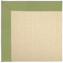 Creative Concepts-Beach Sisal Canvas Citron Machine Tufted Rugs
