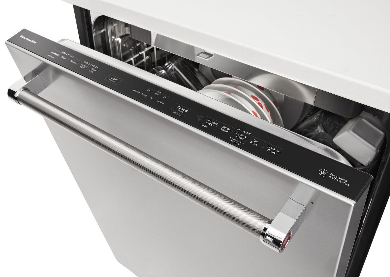 Kdte334gps Kitchenaid 39 Dba Dishwasher With Fan Enabled Prodry System And Printshield Finish Stainless Steel With Printshield Finish Stainless Steel With Printshield Tm Finish Manuel Joseph Appliance Center