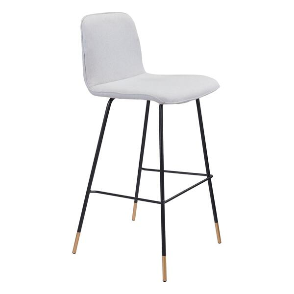See Details - Gironde Bar Chair Light Gray