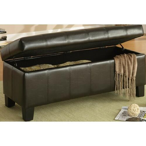 Gallery - Lift Top Storage Bench