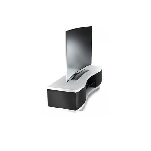 BDI Furniture - Ola 8137 Media Cabinet in Smooth Satin White