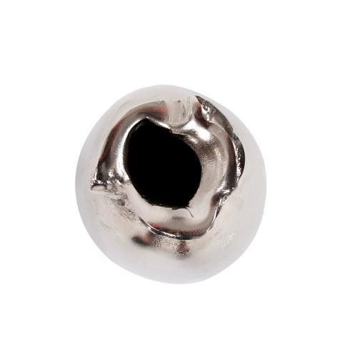 Howard Elliott - Nickel Aluminum Contemporary Vase