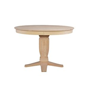 T-52T / T-10G Round Pedestal Table (top only) / Java Gathering Pedestal