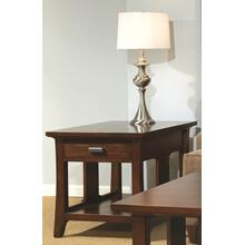 Westwood Drawer End Table