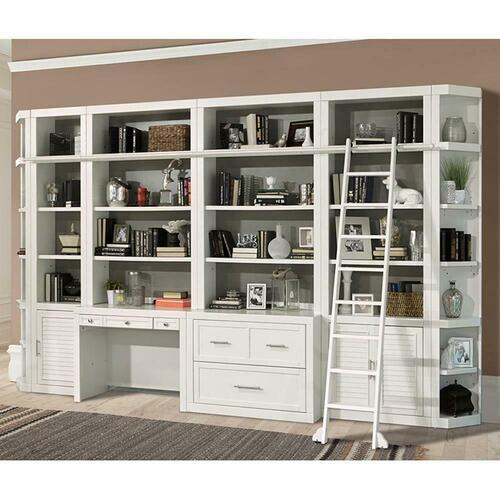 CATALINA 9 Piece Library Wall