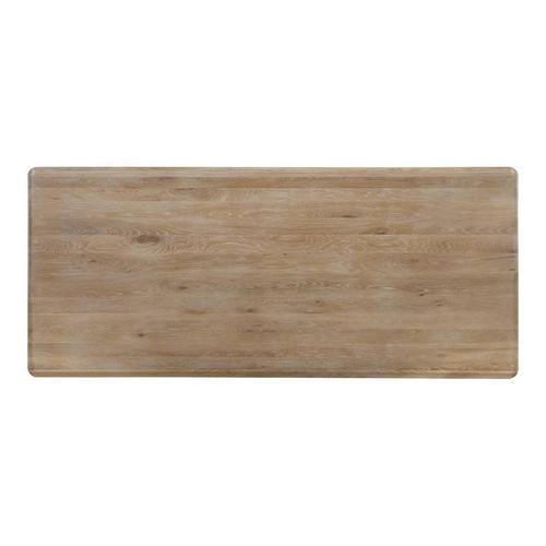 Malibu Dining Table White Oak