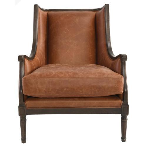 Wesley Club Chair Hazel