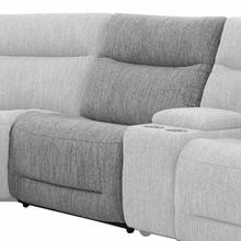 See Details - APOLLO - WEAVE GREY Armless Chair