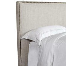 KATE - CREPE California King Headboard 6/0