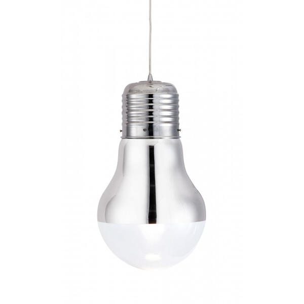 Gilese Ceiling Lamp Chrome