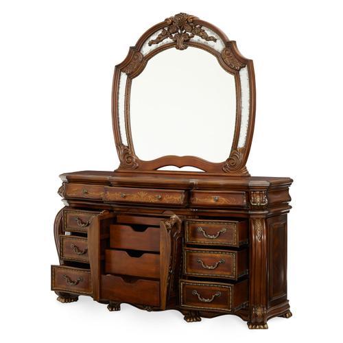 Dresser & Mirror (2pc)