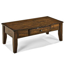 Kona Coffee Table  Raisin