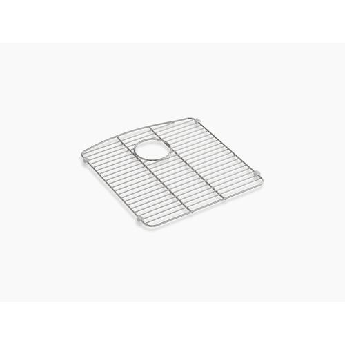 """Stainless Steel Large Stainless Steel Sink Rack, 16-1/2"""" X 15-3/16"""""""