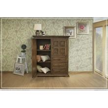 See Details - 3 Drawer, 2 Door Gentleman s Chest