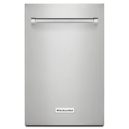 Match the look of your dishwasher to your kitchen. Stainless Steel