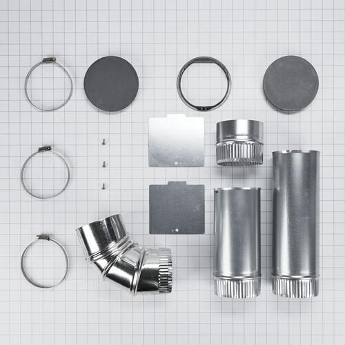 Whirlpool - Dryer 4-Way Side Vent Kit