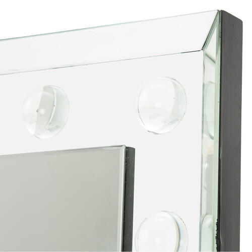 Amini - Rectangular Wall Mirror 8473h
