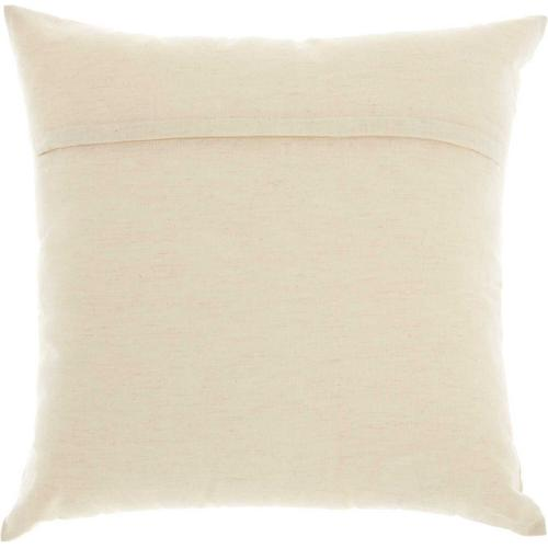 """Trendy, Hip, New-age Rn003 Natural 18"""" X 18"""" Throw Pillow"""