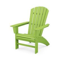 View Product - Nautical Curveback Adirondack Chair in Lime