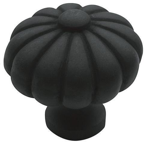 Baldwin - Oil-Rubbed Bronze Melon Knob