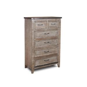 Horizon Home FurnitureUrban Rustic Gray Chest