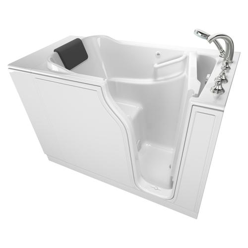 Premium Series 30x52-inch Soaking Walk-In Tub  American Standard - White