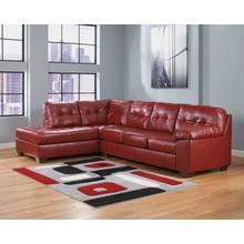 Alliston Salsa Chaise Sofa