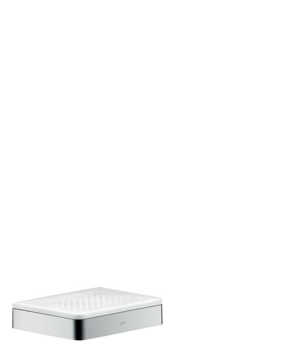 Chrome Soap dish/ shelf