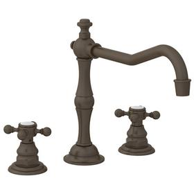 Oil Rubbed Bronze - Hand Relieved Kitchen Faucet