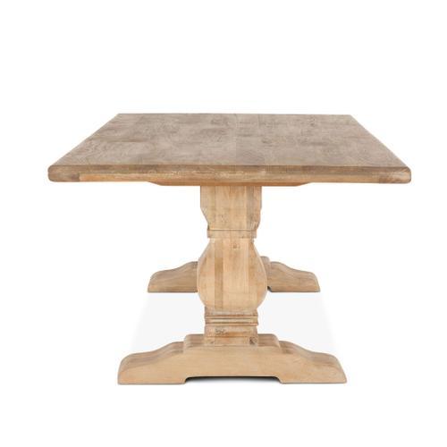"San Rafael 108"" Dining Table Antique Oak"