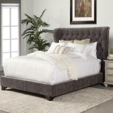 CHLOE - FRENCH Upholstered Bed Collection (Grey)
