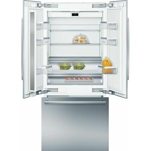 Bosch BenchmarkBENCHMARK SERIESBenchmark® Built-in Bottom Freezer Refrigerator 36'' B36BT930NS