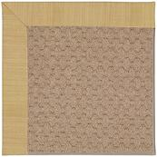 "Creative Concepts-Grassy Mtn. Dupione Bamboo - Rectangle - 24"" x 36"""