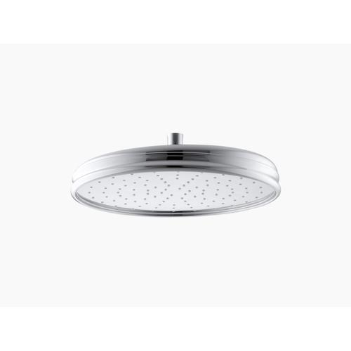 """Vibrant Polished Nickel 12"""" Rainhead With Katalyst Air-induction Technology, 2.5 Gpm"""