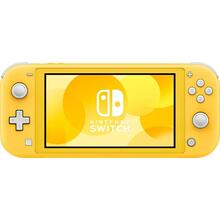 Nintendo - Switch Lite Console - Yellow