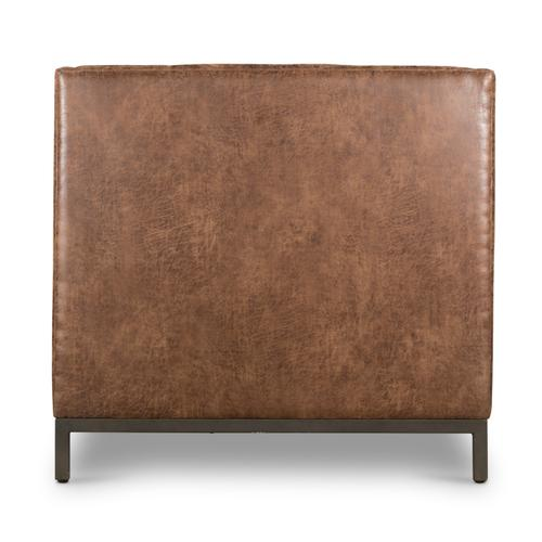 Four Hands - Twin Size Vintage Tobacco Cover Newhall Bed